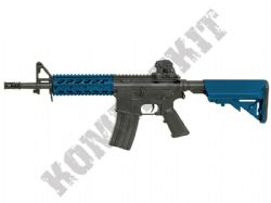 CM517 M4A1 CQB RIS AEG Airsoft Rifle Electric BB Machine Gun Black 2 & Tone